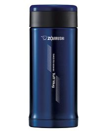 Zojirushi Vacuum Bottle - Blue