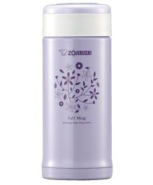 Zojirushi Vacuum Bottle - Purple