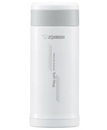 Zojirushi Vacuum Bottle - White