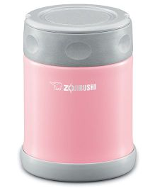 Zojirushi Vacuum Lunch Jar - Pink