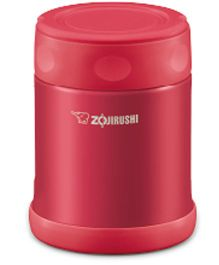 Zojirushi Vacuum Lunch Jar - Candy Pink