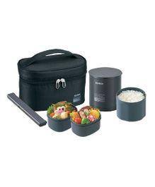 Zojirushi Lunch Box - Black