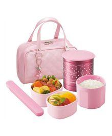 Zojirushi Lunch Box - Pink