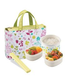 Zojirushi Lunch Box - White