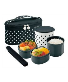 Zojirushi Lunch Box - Metallic Blue