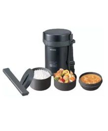 Zojirushi Vacuum Lunch Jar - Black