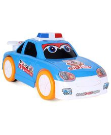 Luvely Police Car Toy - Blue