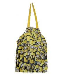 Planet Jashn Minion Apron Yellow - 58 cm