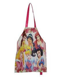 Planet Jashn Disney Princess Apron Pink - 58 cm