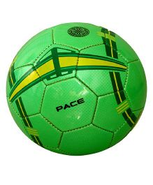 Pace Boomerang Football - Green
