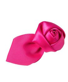 Pikaboo Rose Petal Hair Clip - Fuchsia