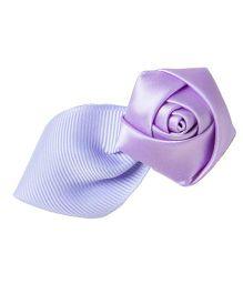 Pikaboo Rose Petal Hair Clip - Lavendar