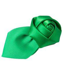 Pikaboo Rose Petal Hair Clip - Green