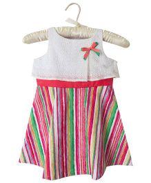 Nitallys Striped Dress - Multicolour
