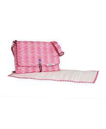 Forefinger Solutions Giraffe Series Diaper Organizer - Pink