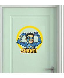 Chipakk Chakra The Invincible Shakti Wall Sticker