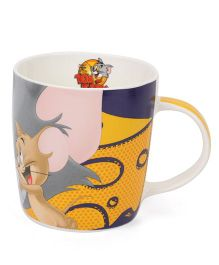 B Vishal Tom & Jerry Mug Multi Color - 300 ml