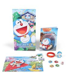 Doraemon Family Fun Pack - Multicolor