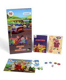 Motu Patlu Family Fun Pack - Multicolor