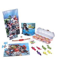 Marvel Avengers Family Fun Pack - Multicolor