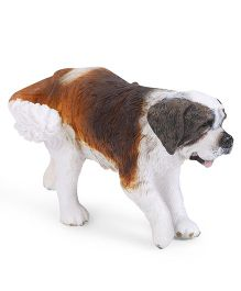 CollectA St Bernard - White And Brown
