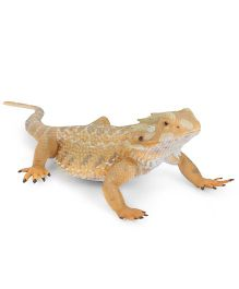 CollectA Bearded Dragon Lizard Figure - Brown