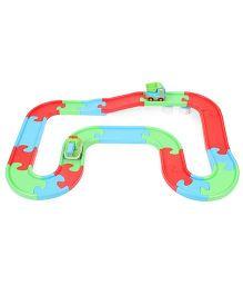 Comdaq Preschool Rail Track Set - Medium