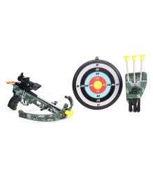 Comdaq Super Real Action Crossbow Set