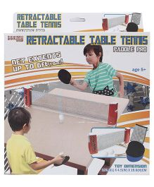 Comdaq Retractable Table Tennis