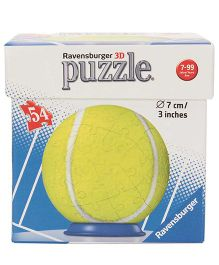 Ravensburger Sportsball 3D Puzzle Yellow - 54 Pieces