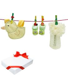 D'chica Welcome To The Wold Darling Gift Set For Girls - Multicolour