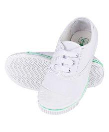 Rex Tennis Shoes - White