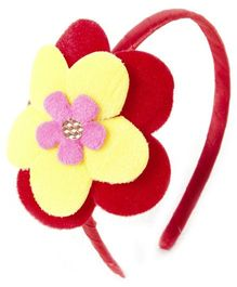 Kidcetra Fancy Hairband - Red