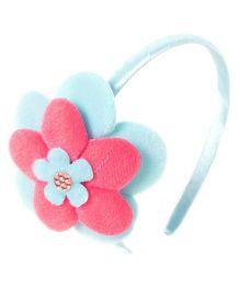 Kidcetra Fancy Hairband - Blue