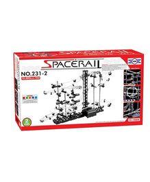 Emob Spacerail Level 2 Marble Roller Coaster Spacerail 10000mm Rail Spacewarp