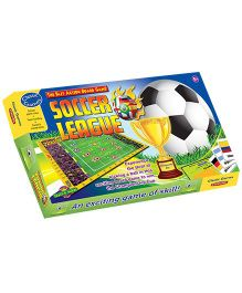 Sterling Soccer League Board Game