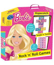Barbie Hopscotch Rock N Roll Game