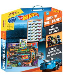 Hot Wheels Rock N Roll Games