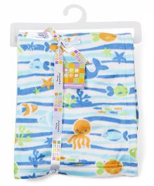 Mee Mee Blanket MM 1450 - Blue