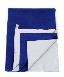 Mee Mee Mattress Protector Mat Medium - Royal Blue