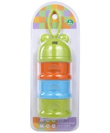 Mee Mee Milk Powder Container - Multicolour
