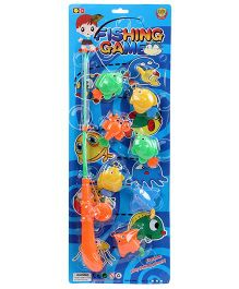Smiles Creation Fishing Set 7 Pieces (Color May Vary)