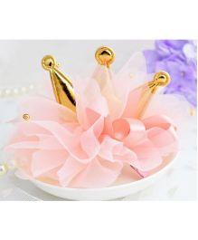 Angel Closet Crown Hair Clip - Champagne
