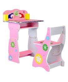 Sunbaby Student Desk - Pink