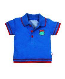 FS Mini Klub Polo T-Shirt - Royal Blue