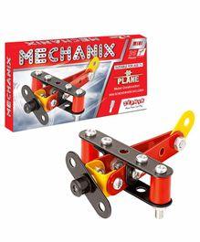 Zephyr Mechanix Mini Bi Plane Set - 36 Pieces