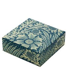 The Crazy Me Nature Wooden Jewllerry Box - Blue