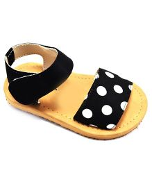 Pugs Lilly Fashionista Polka Dots - Black & White