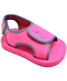 Pugs Posh Pups Sporty Shoes - Pink