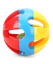 Three Color Ball Baby Toy - Red Blue Yellow